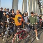 Street Buzz: Bikers Ride with LaBonge