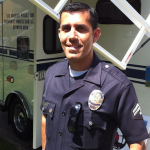 Meet Senior Lead Officer Joseph Pelayo