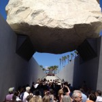Levitated Mass – Pictures