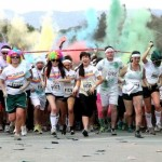 Color Run Los Angeles Made Saturday a Brilliant Day