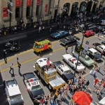 10-4 Day Brought Vintage Cop Rides to Hollywood