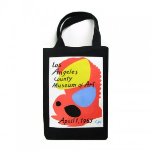 "The ""Calder"" tote from LACMA."