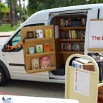Book Truck Serves up Nourishing Book Soup on Miracle Mile