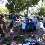 Irving Army Neighborhood Charity Garage Sale TODAY