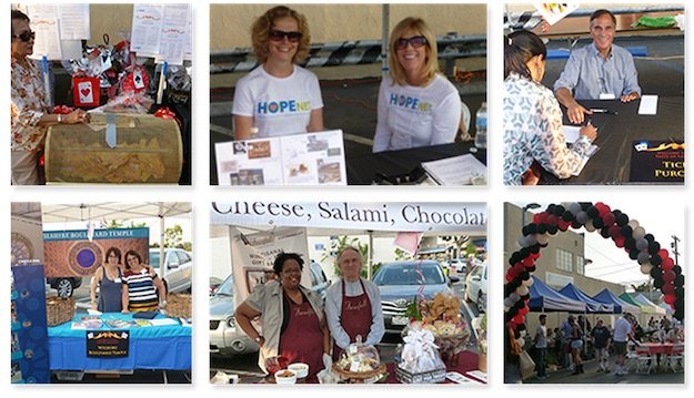 23rd Annual Taste of Larchmont is tonight from 6-9 p.m. Proceeds benefit HopeNet food pantries