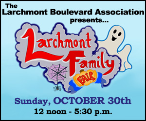 Larchmont Family Fair - Big Box - October 2016 (Oct 14 - Oct 31)