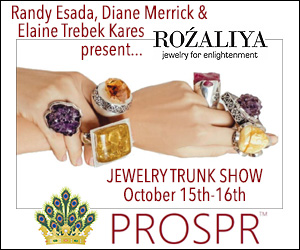 PROSPR - Jewelry Trunk Show - Oct 7, 2016