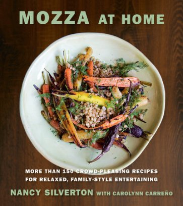 "Celebrated Chef, Nancy Silverton, Launches ""Mozza at Home"" @ Chevalier's Books 