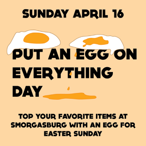 eggoneverything