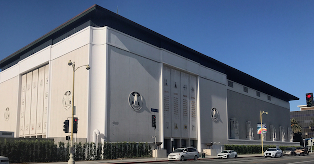 Marciano Art Foundation, formerly the Scottish Rite Temple opens May 25, free tickets and reservations can be made online