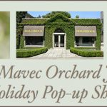 Hollyhock Presents Janet Mavec Orchard Jewelry Holiday Pop-up Shop
