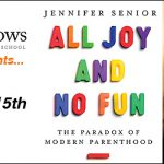 A Talk with Jennifer Senior at The Willows Community School