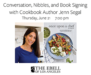 Cookbook Author Jenn Segal