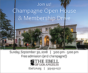 Champagne Open House