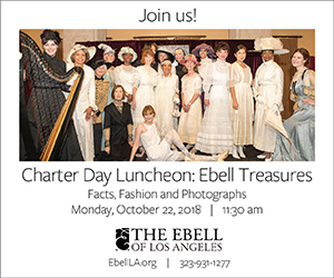 Ebell Charter Day Luncheon