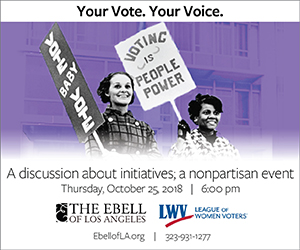 Ebell: Your Vote, Your Voice