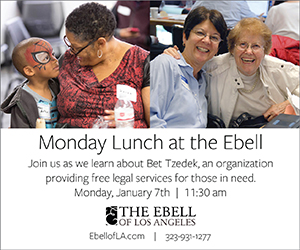 Ebell Monday Lunch: Bet Tzedek