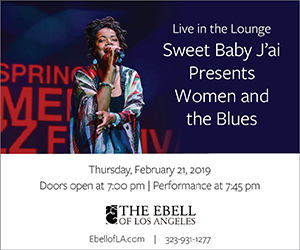 Live in the Lounge: Women and the Blues
