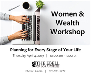 Ebell: Women & Wealth Workshop