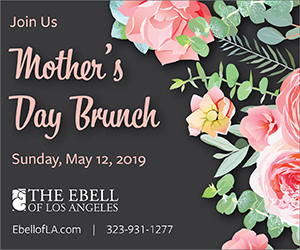 Ebell Mother's Day Brunch 2019