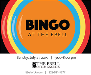 Bingo at The Ebell